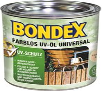 Bondex Farblos UV-Öl Universal 0,75 l