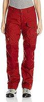 Fjällräven Vidda Pro W Trousers Deep Red/Ox Red