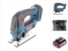 Bosch GST 18 V-LI B Professional (1 x 6,0 Ah in L-Boxx mit Einlage)
