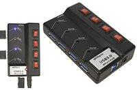 getDigital Ultimate 4 Port USB 3.0 Hub