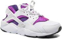 Nike Huarache GS white/court purple/hyper violet/hyper turquoise