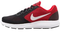 Nike Revolution 3 university red/ black/white/metallic silver