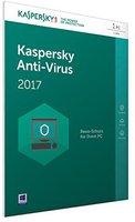 Kaspersky Anti-Virus 2017 (1 User) (1 Jahr) (DE) (FFP)