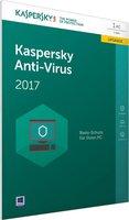 Kaspersky Anti-Virus 2017 Upgrade (1 User) (1 Jahr) (DE) (FFP)
