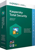 Kaspersky Total Security Multi-Device 2017 (3 User) (1 Jahr) (DE) (Box)