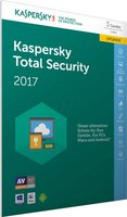 Kaspersky Total Security Multi-Device 2017 Upgrade (3 User) (1 Jahr) (DE) (Box)