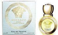 Versace Eros pour Femme Eau de Toilette (30ml)