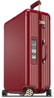 Rimowa Salsa Deluxe Multiwheel Trolley 77 orientrot Electronic Tag