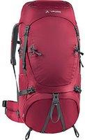 Vaude Astrum 70+10 XL dark indian red