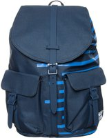 Herschel Dawson Laptop Backpack navy offset stripe (10233)