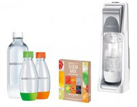 SodaStream Cool Vorteilspack grau