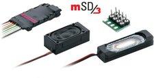 Märklin SoundDecoder mSD3 Diesellok (60986)
