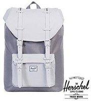 Herschel Little America Mid-Volume Backpack grey/lunar rock/lunar (00908)