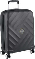 American Tourister Crystal Glow Spinner 55 cm galaxy black