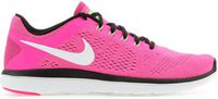 Nike Flex 2016 RN Wmn pink blast/black/electric green/white