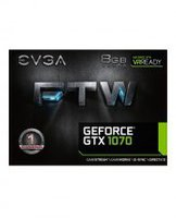 EVGA GeForce GTX 1070 FTW Gaming ACX 3.0 8192MB GDDR5
