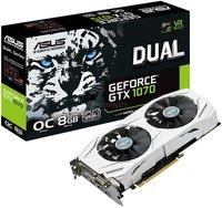 Asus DUAL-GTX1070-O8G (8192MB)