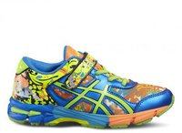 Asics Gel-Noosa Tri 11 PS flash yellow/green gecko/ocean depth