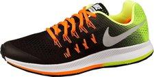 Nike Air Zoom Pegasus 33 GS black/ volt/total orange/metallic silver