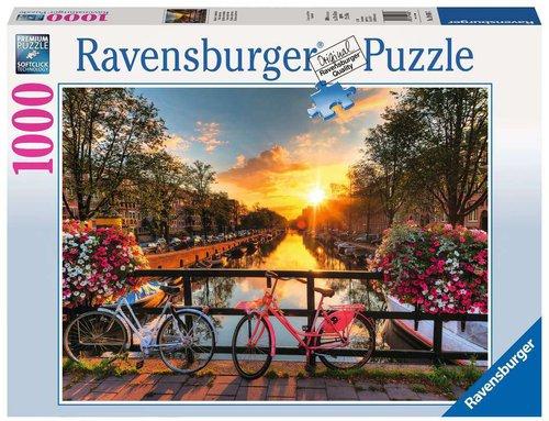 Ravensburger Fahrräder in Amsterdam