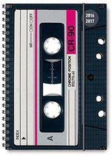 Alpha Edition Collegetimer A5 Tape 2016/2017