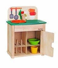 Plan Toys Spüle und Kühlschrank