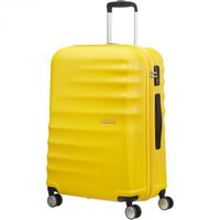 American Tourister Wavebreaker Spinner 67 cm sunny yellow