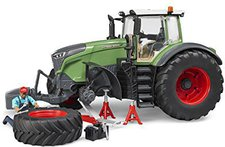 Bruder Fendt 1050 Vario mit Mechaniker (04041)