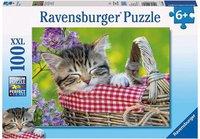 Ravensburger Schlafendes Kätzchen