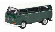 Schuco VW T2 Bus grün/weiß 1:87 (452622600)