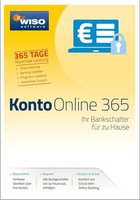 Buhl Data WISO Konto Online 2017 Standard 365
