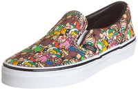 Vans Nintendo Classic Slip-On Junior Super Mario Bros/multi