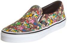 Vans Nintendo Classic Slip-On Junior Super Mario Bros/multi