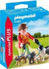 Playmobil Special Plus - Hundesitterin (5380)
