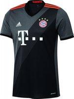 Adidas FC Bayern München Away Trikot Kinder 2016/2017