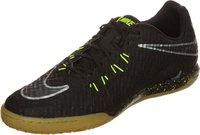 Nike HypervenomX Finale IC black/volt/gum light brown/metallic silver
