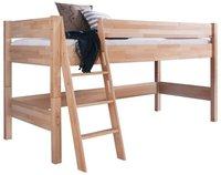 Relita Halbhohes Spielbett Kim (ohne Textilset) (natur) (BH1131114)