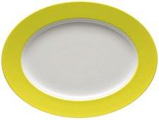 Thomas Rosenthal Group Sunny Day Platte neon  yellow  33 cm