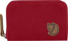 Fjällräven Zip Card Holder deep red