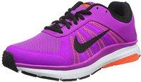 Nike Dart 12 Wmn hyper violet/black/total crimson/white