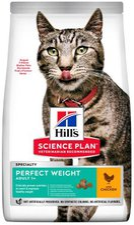 Hills Feline Adult Perfect Weight mit Huhn (1,5 kg)