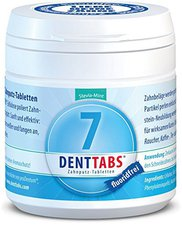 Dr. Dagmar Lohmann pharma + medical GmbH Denttabs Stevia-Mint fluoridfrei (125 Stk.)