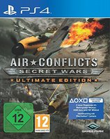 Air Conflicts: Secret Wars - Ultimate Edition (PS4)