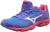 Mizuno Wave Catalyst Woman atomic blue/white/diva pink