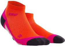CEP Low-Cut Socks sunset / pink
