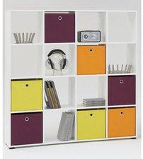 FMD Möbel Mega 6 weiß