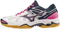 Mizuno Wave Phantom Women white/dress blues/electric