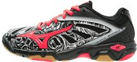 Mizuno Wave Mirage Jr black/diva pink/white