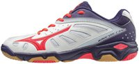 Mizuno Wave Volcano Women white/diva pink/mulberry purple