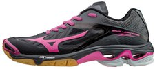 Mizuno Wave Lightning Z2 Women black/electric/dark shadow